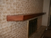 fireplace-mantel-in-stained-maple