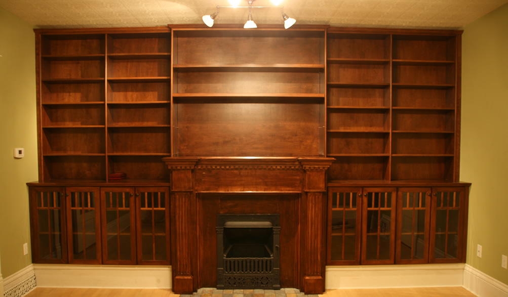 Custom Cabinetry Solutions for Any Room